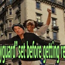 Bobby and Whitney Houston